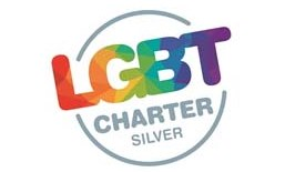 LGBT Charter Silver Award Icon